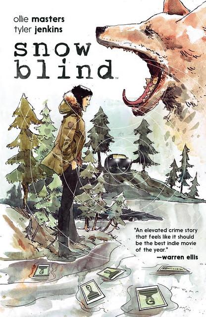 32266696586_75d6de378f_z ComicList Preview: SNOW BLIND TP