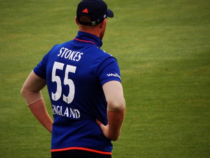 Ben Stokes of England Cricket Team