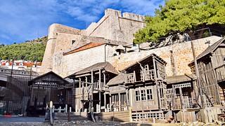Leonardo DiCaprio's Robin Hood set in Dubrovnik