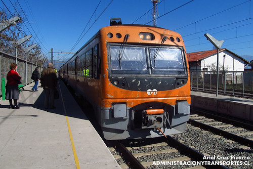 Metrotren - UT440MC-125 - Paine