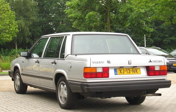 1989 Volvo 740 GL 2.3 Automatic | Place: Assen | Rutger ...