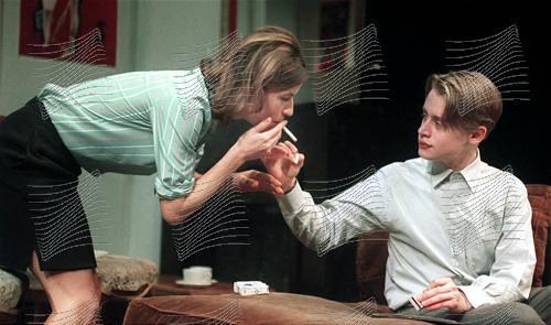 Irene Jacob Smoking Damn You Macaulay Boy Youre Not
