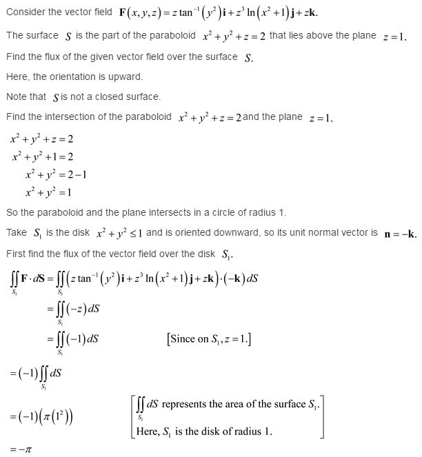 Stewart-Calculus-7e-Solutions-Chapter-16.9-Vector-Calculus-18E