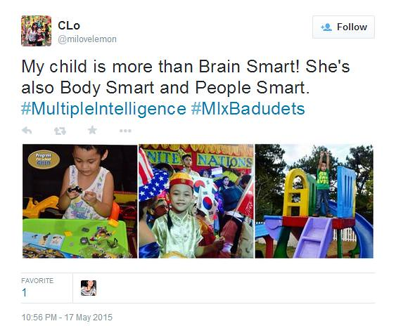 multiple intelligence for may