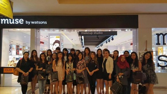 Bloggers at Muse By Watson Event