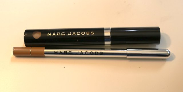 Marc Jacobs lipstick and lip liner