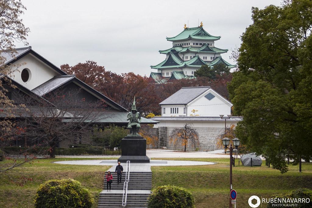 Itinerario de viaje Japón Nagoya