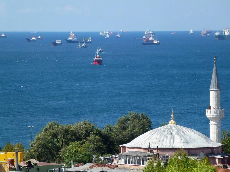 Turquie - jour 23 - Balades poétiques et visages stambouliotes - 005 - Marmara