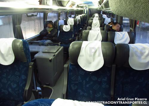 Tur Bus - Villarrica - Marcopolo Paradiso 1800 DD / Mercedes Benz (CKPZ24)