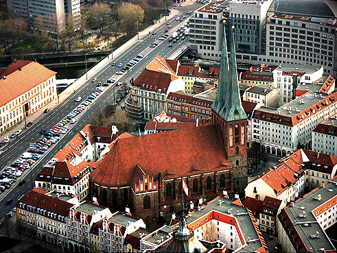 Nikolai Church Enjoy The Dawn Of Berlin Try This TAG To