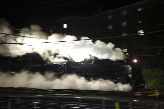 Steam Locomotive C61-20