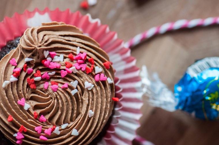 Chocolate Truffle Cupcakes 13