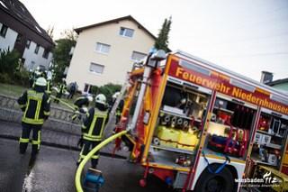 Zimmerbrand Niedernhausen 27.06.15