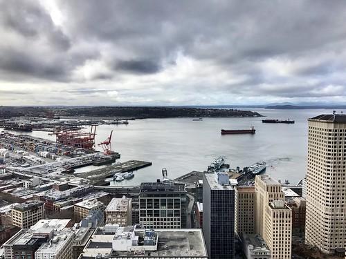 Seattle, February 2017