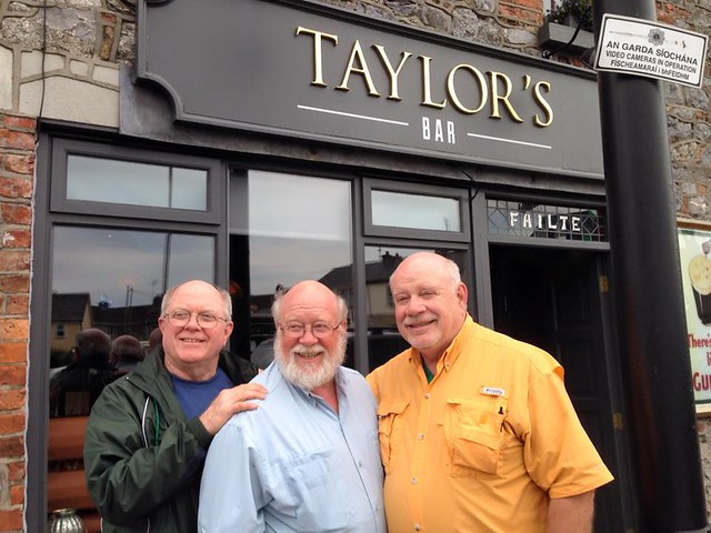 Taylor Brothers find a home
