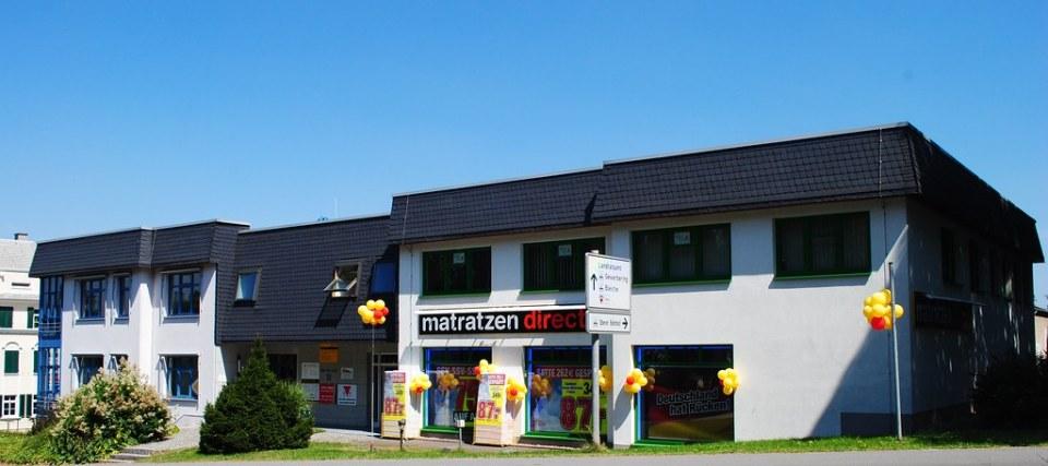 Geschäftshaus Sachsen