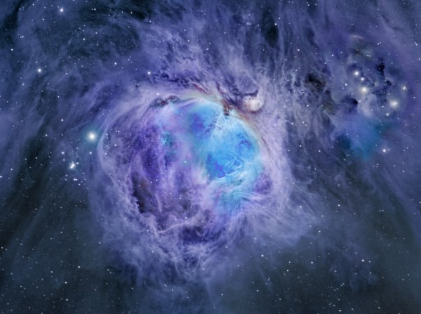 M42 The Great Orion Nebula in narrowband | The Orion ...