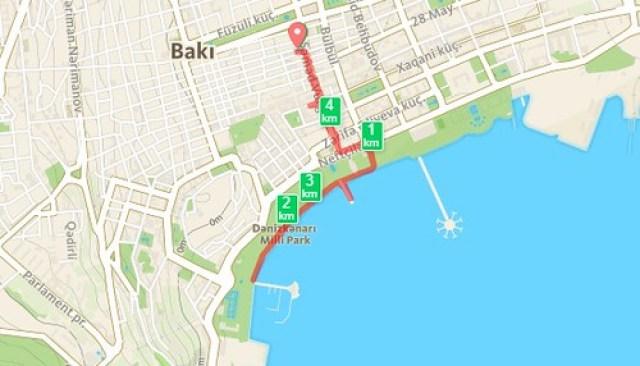 Runkeeper Baku