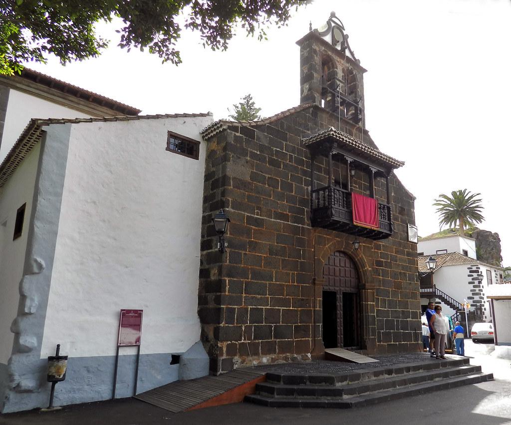Real Santuario Insular de Nuestra Señora de las Nieves Isla de La Palma 04