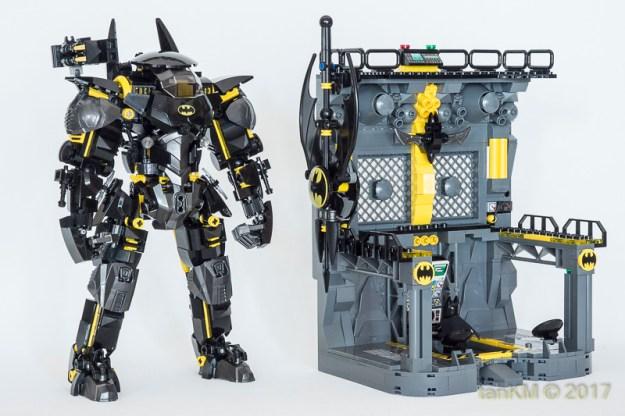 lego movie robot