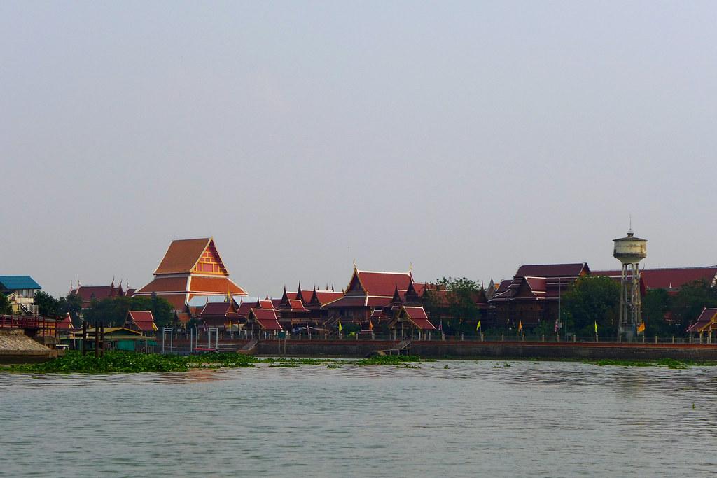 Thaïlande - Ayutthaya - 124 - Wat Phanan Choeng