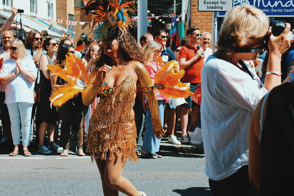 Brighton Pride in Photos | Maps of Pangea