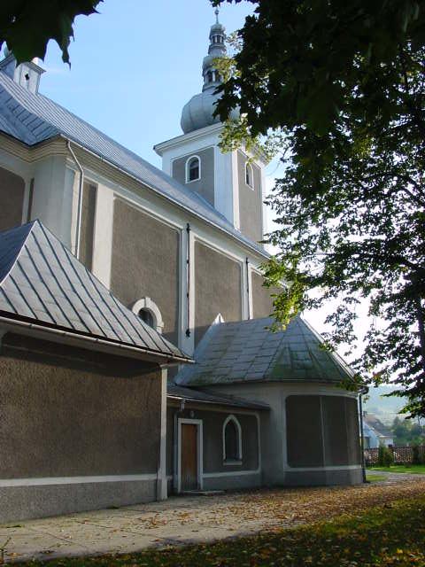 Lipnica Wielka Parish Church II
