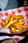 Sydney Food Blog Review of Surly's, Surry Hills: Spicy Fries