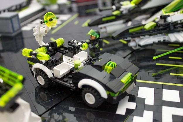 Blacktron Landing Pad 05