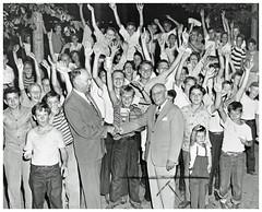 Kids Celebrate Day at Glen Echo Park: 1947