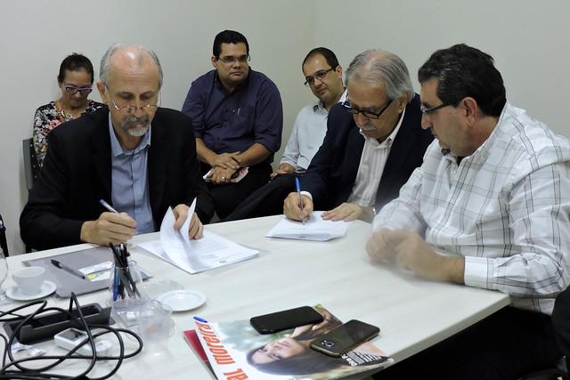 Grupo de Mato Grosso planeja implantar agroindústria em Itaituba, Gorski Integradora assina protocolo de intenções com a Semdene