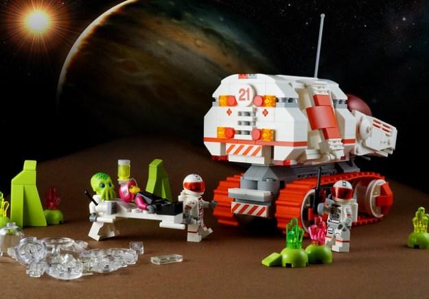 Emergency Medical Response Rover