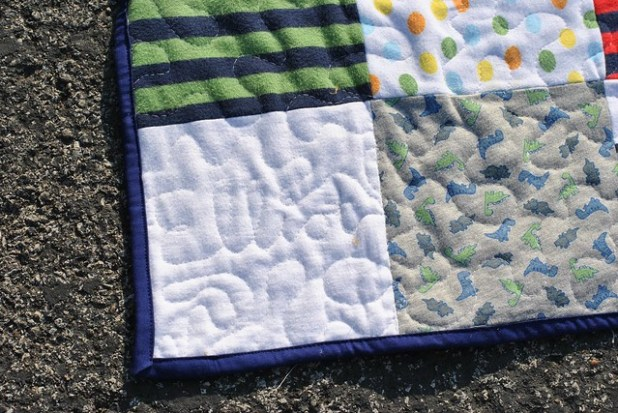 Beautiful patchwork quilt for babies for 2020