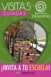 Ofrecen visitas guiadas por el Jardín del Desierto del CRICYTI