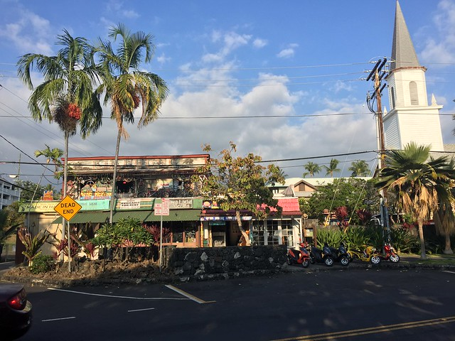 Big Island in 3 days: Kona