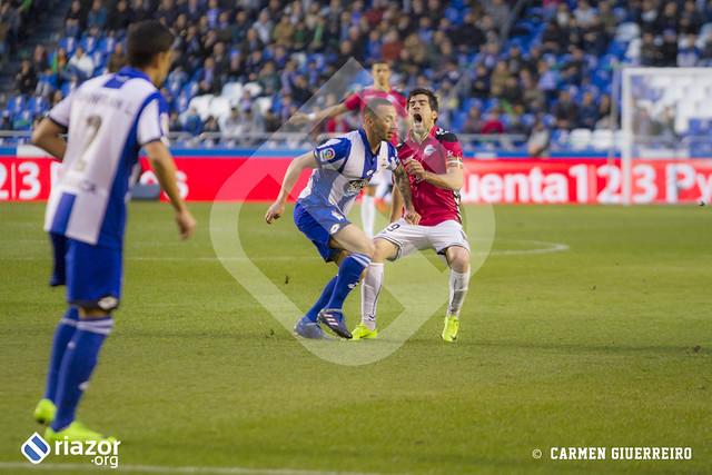 Jornada 22. RC Deportivo 0 - Alavés 1