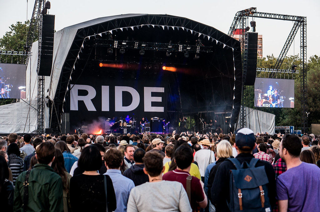 Field Day 2015 - Ride