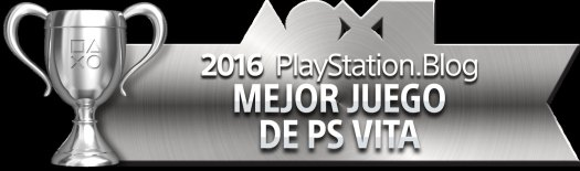 Best PS Vita Game - Silver