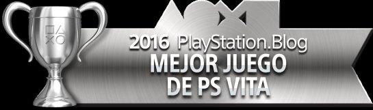 Best PS Vita Game - Silver