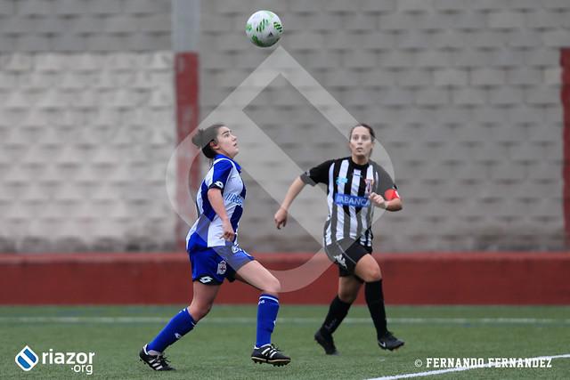 Fútbol Femenino: Victoria 0 - Deportivo Abanca 2