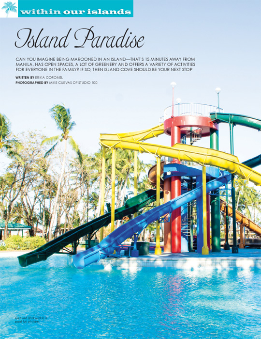 La Isla Magazine June 2015 Issue - www.laislamag.com
