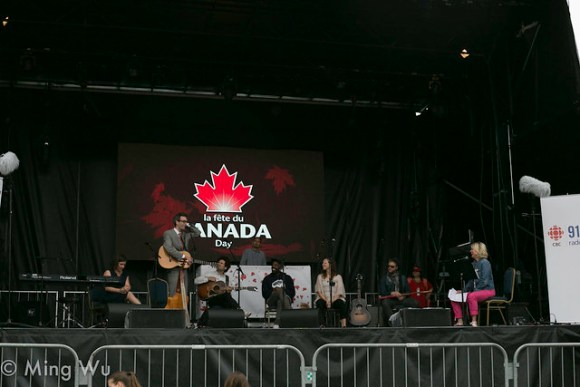 2015 Canada Day Songwriters Circle
