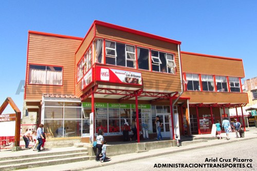 Mercado Municipal Ancud