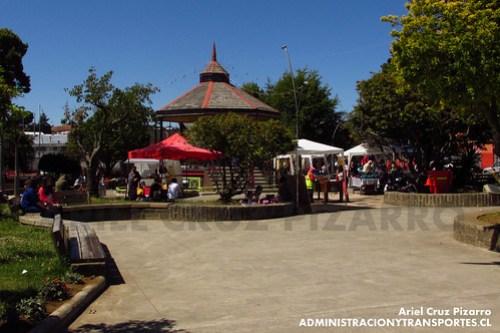 Plaza de Ancud