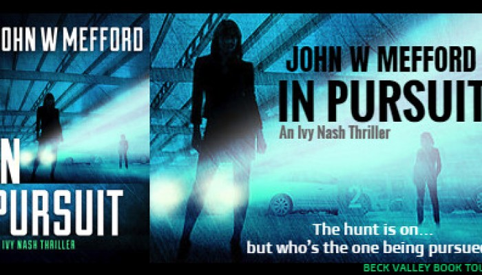 IN Pursuit Blog Tour and Giveaway ends 4/9/2017