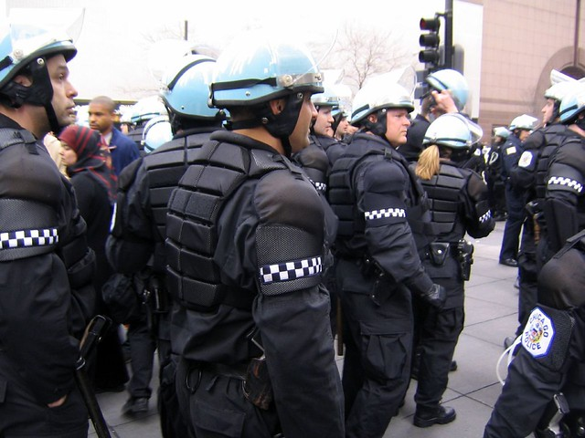 Uniform Gear Police And