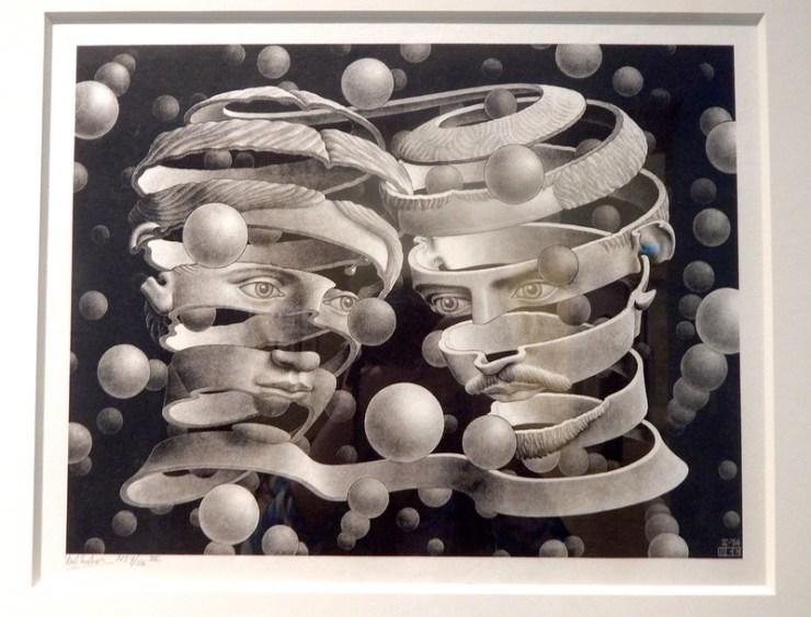 Journey to Infinity: Escher   ArtScience Museum