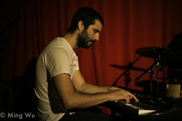 Adam Saikaley Quartet @ Dominion Day