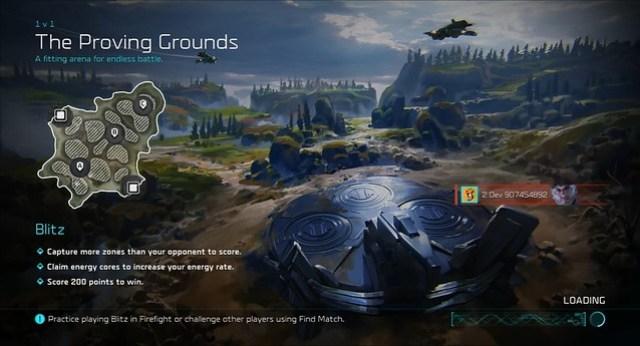 Halo Wars mode Blitz 2