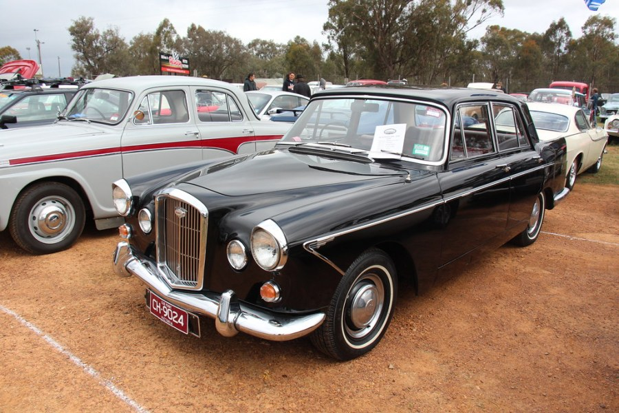1964 austin cars » 1960 Wolseley 6 99 Saloon   Wolseley Motors was founded in 1      Flickr     1960 Wolseley 6 99 Saloon   by Sicnag